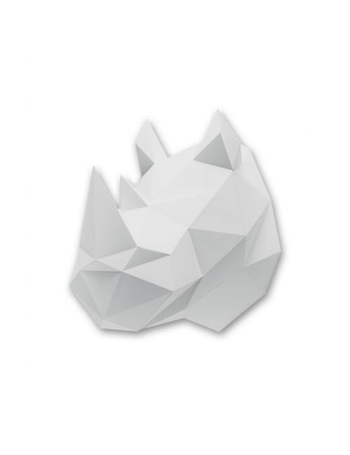 Origami Rhinocéros gris - Boutique l'ananas