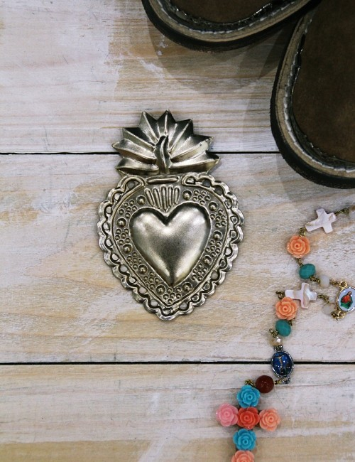 Coeur exvoto - Boutique l'ananas