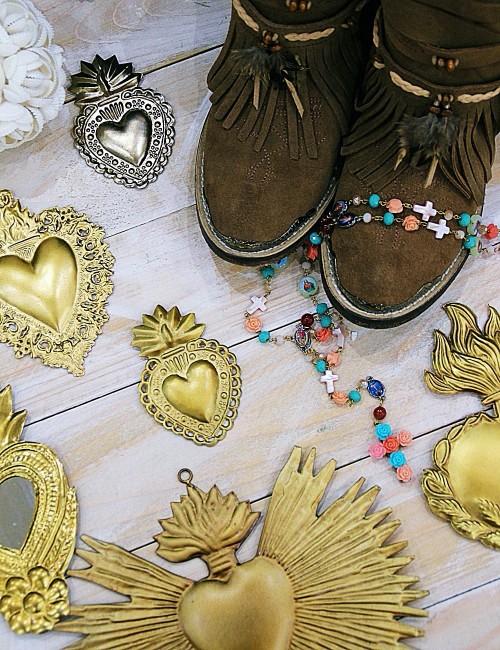 Coeur exvoto argent - Boutique l'ananas