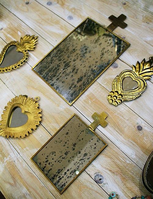 Miroir croix - Boutique l'ananas