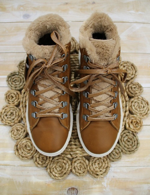 Baskets boots Victoria - Boutique l'ananas