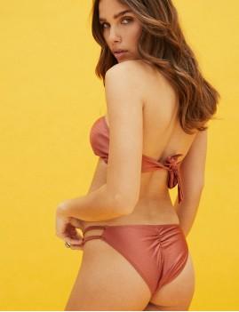Bikini terracotta hippie - Boutique l'ananas