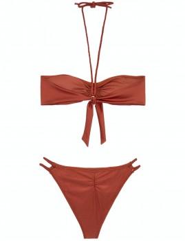 Bikini terracotta gypsy - Boutique l'ananas