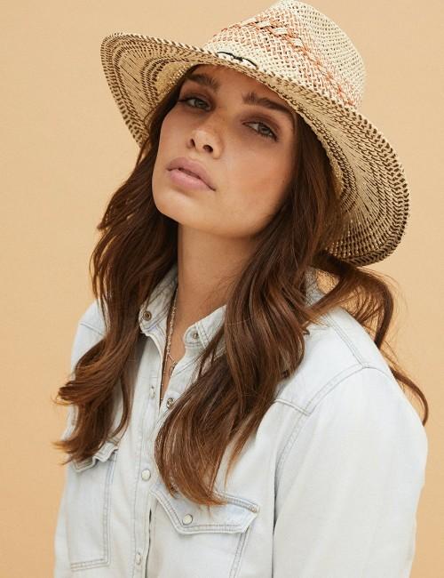 Chapeau tressage - Boutique l'ananas