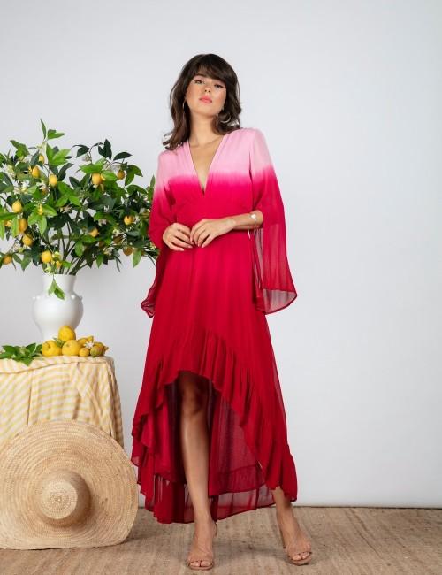 Robe d'été bohème - Boutique l'ananas