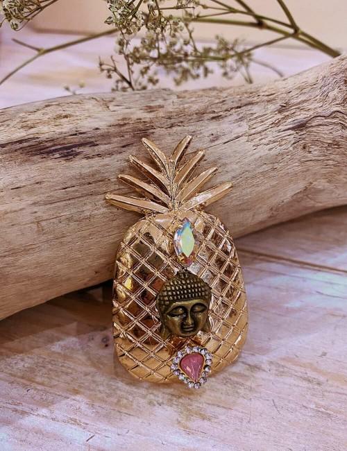Broche hippie style - Boutique l'ananas