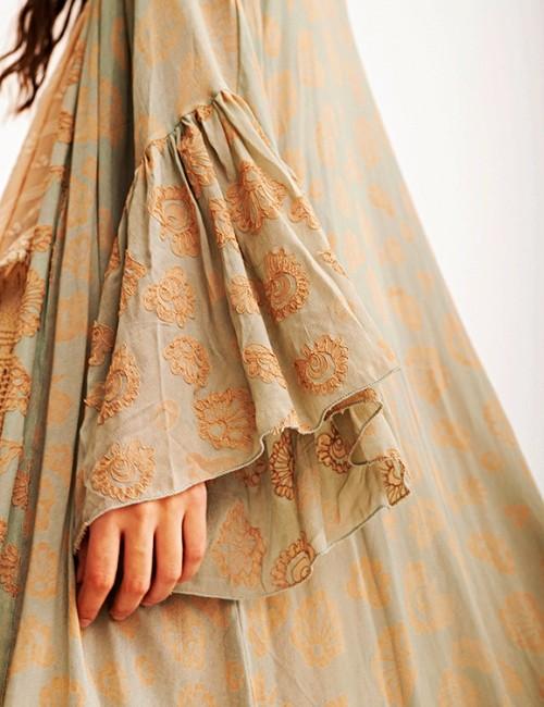 Kimono bohème - Boutique l'ananas