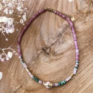 Nouvelle Collection de bijoux ✨  Des colliers, des bracelets, des bagues et des boucles d'oreilles sont à découvrir sur www.boutique-lananas.com  #bijoux #collier #boheme #pierrenaturelle #outfit #ootd #sunday #bordeaux