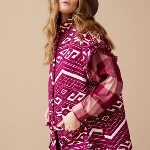 Pink 💕 Le coup de cœur de nous toutes ! Quantité limitée sur www.boutique-lananas.com 💕  #pink #bohemestyle #hippiechic #ibizastyle #boheme #ethnicwear #ootd #outfit #gipsystyle