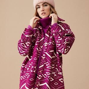 Notre favori 💕🌸 Le manteau que nous voulons toutes avoir, c'est celui ci ! Disponible sur www.boutique-lananas.com   #manteau #pink #pinkcolor #pinkcoat #outfit #ootd #outfitoftheday #inspiration #bordeaux #boutiquelananas