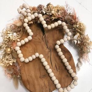 New 🤩 Nos croix en perles bois fabriquées à Bali sublimeront votre décoration murale. Quantité limitée 🤍  #croix #deco #home #bali #madeinbali #decocroix #croixbois #bohemevibes #hippievibes #bordeaux
