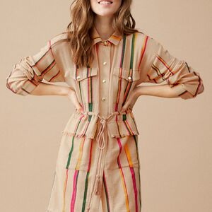 Safari Style - Part II ✨ Vous avez vu la chemise, voici la version robe. Quelle est votre préférée ? La chemise ? La robe ?  #safari #robe #bordeaux #boutiquelananas #bohemestyle #boheme #gipsygirl #girl #outfit #ootd